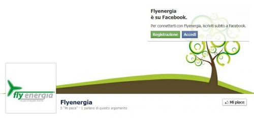 Fan Page ufficiale di Flyenergia