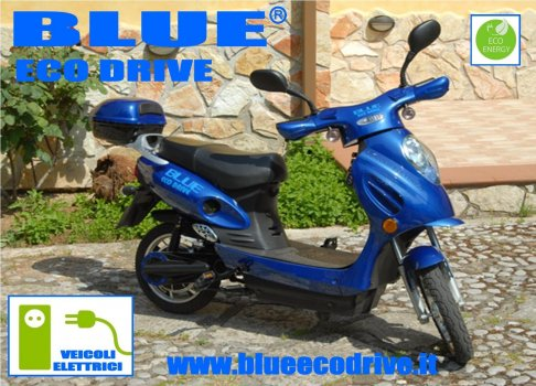 BLUE ECO DRIVE