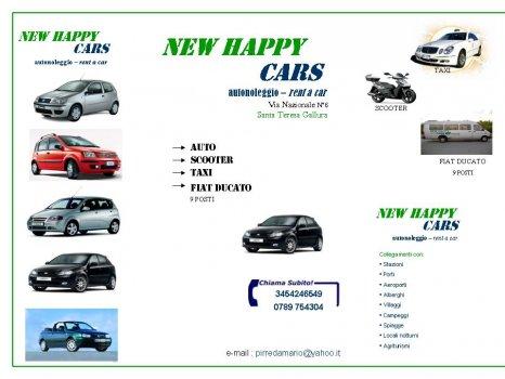 New Happy Cars