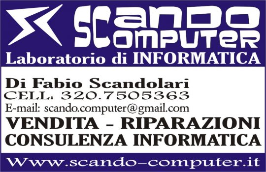 SCANDO COMPUTER