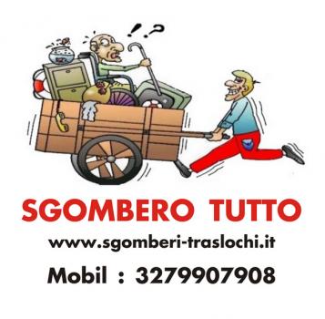 Sgomberi-Traslochi