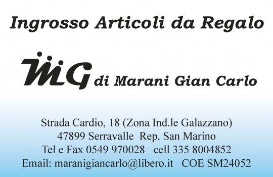 MG di Marani Gian Carlo