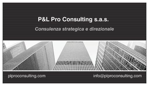 P&L Pro Consulting - di Paolo La Palombara e C.