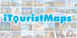 European Attractions and Tourist Maps