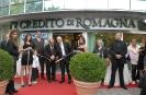 Giovanni Mercadini inaugurazione Credito di Romagna