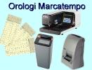 Orologi Marcatempo - TimbraCartellini