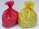 Sacchi raccolta rifiuti