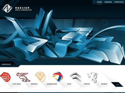 NDESIGN WEB DESIGN